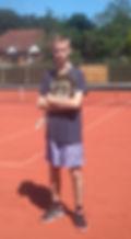 Head Coach at the Evolution Tennis Academy