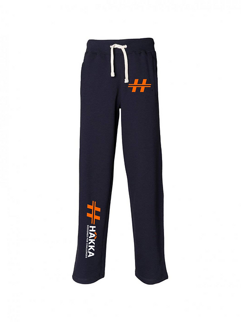Navy Athletic Track Pants