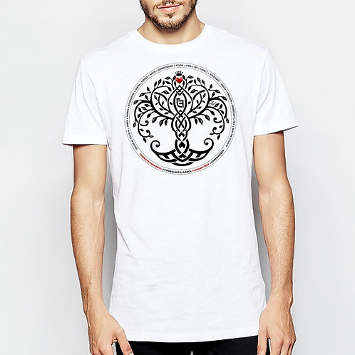 Camiseta Hombre #SUMATEAMIARBOL