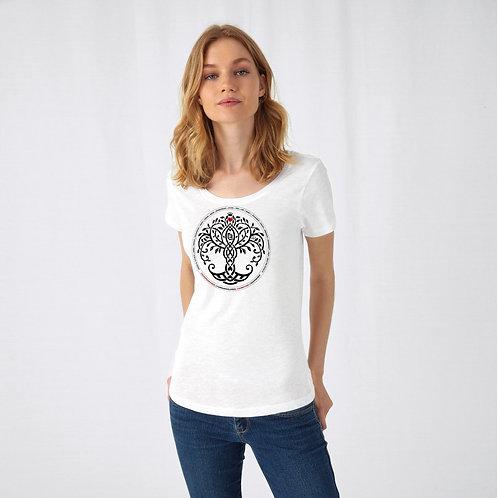 Camiseta Mujer #SUMATEAMIARBOL