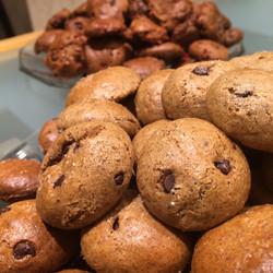 Flourless Almond Cookies