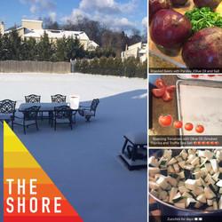 Snow Days = Food Days