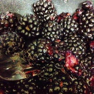 Blackberry Compote