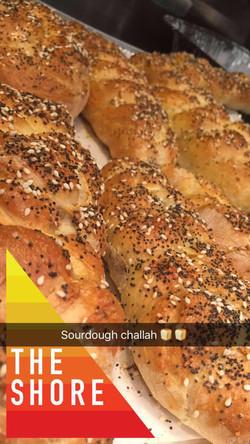 Sourdough Challah
