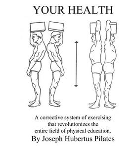 ספרו של פילאטיס הבריאות שלך