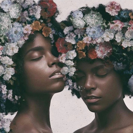 Do's & don'ts when talking to brown skinned women with curly tresses