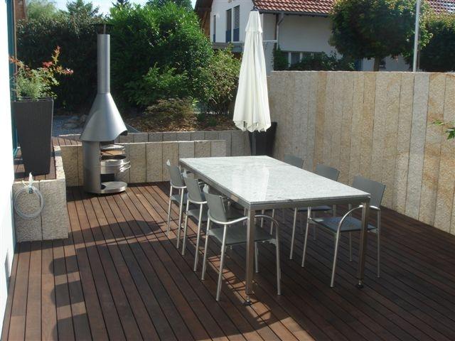Terrasse für Restaurant