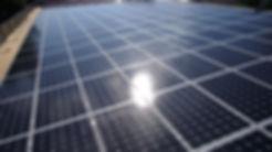 Solarzellen verlegen