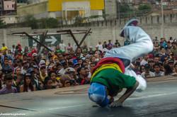 HIP HOP CONECTANDO QUEBRADAS