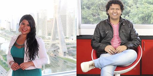 Jennifer Rodrogues e Luis Coelho | Empreende Aí