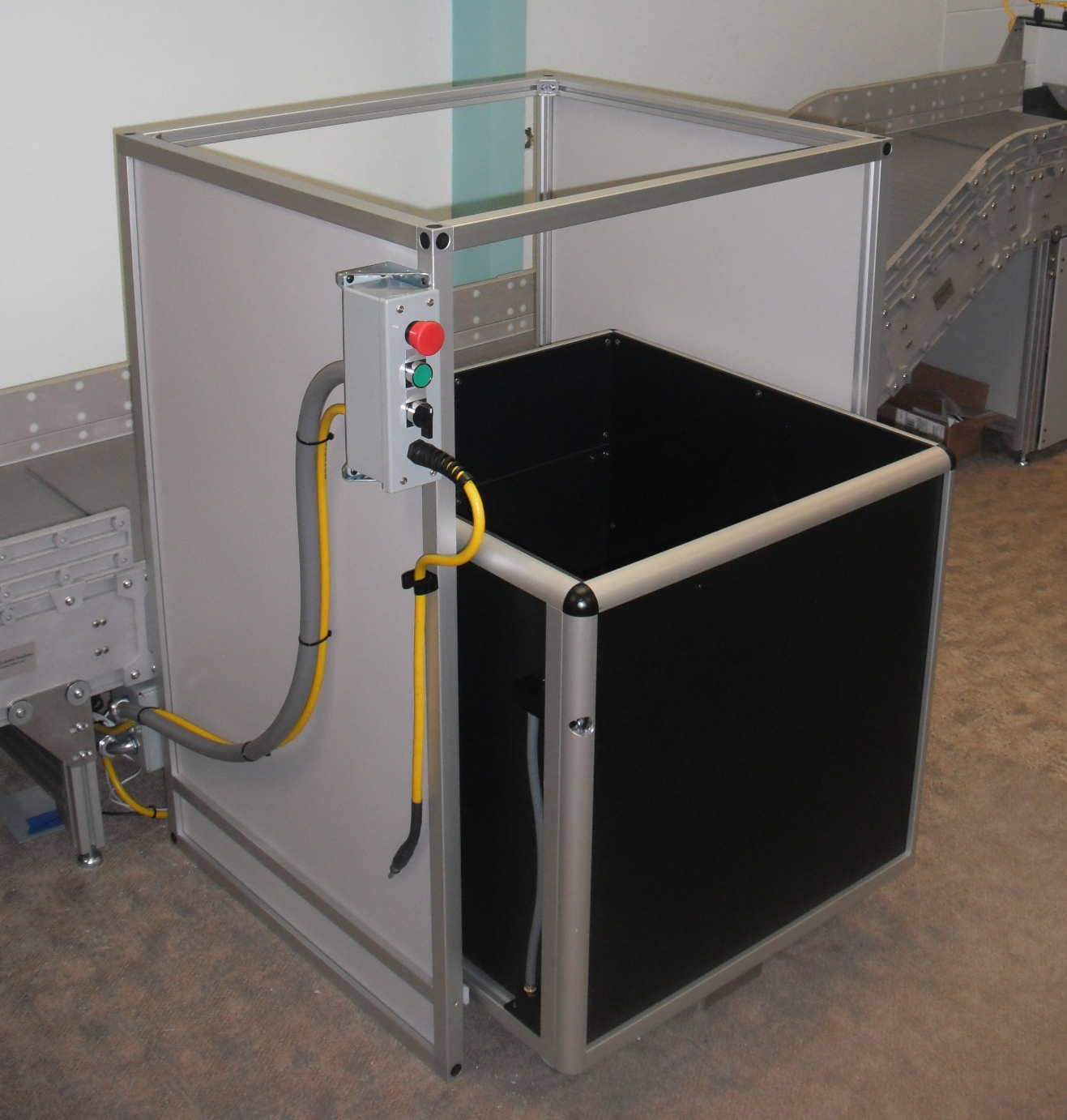 Bin Induction Module