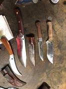 FUN LOOKING KNIVES
