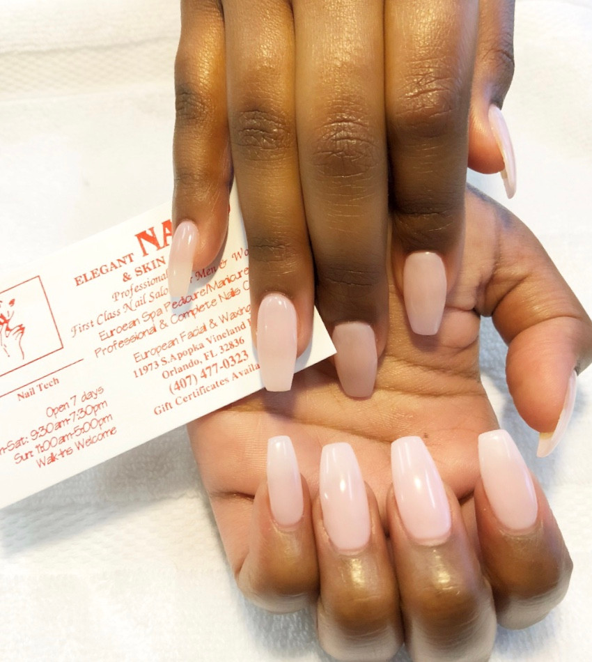Elegant Nails | Orlando | Beauty Salon