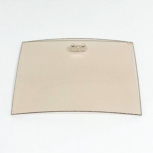 TAC非偏光&ブルーライトカットアンカットレンズ 【ブラウン】