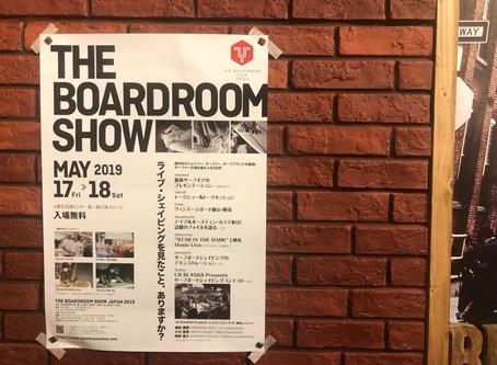 Boardroom show Japan 2019