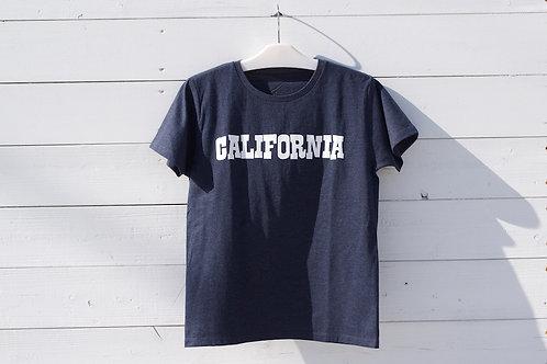 California Tee Navy