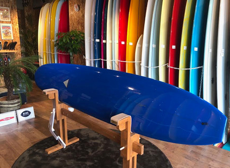 Night Train Surfboards新規お取扱店