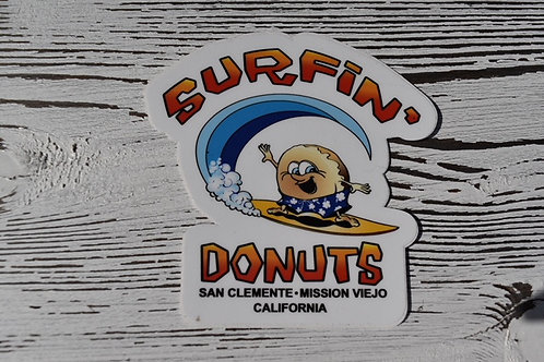 Surfin' Donuts ステッカー