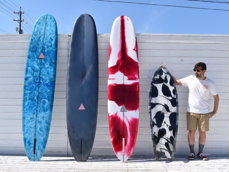 Night Train Surfboards オーダー会のお知らせ。