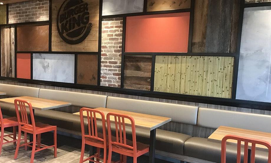 Burger King Garden Grill