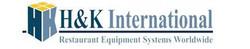 H&K INTERNATIONAL LOGO