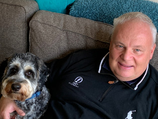 Alex joins Doggie Holiday Homes Jo
