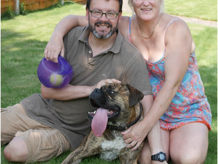Dave and Kim join Doggie Holiday Homes UK