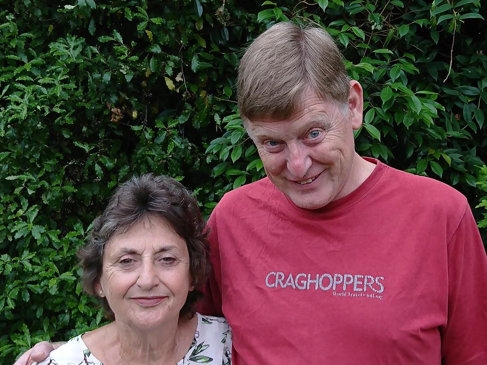 Sylvia and Richard