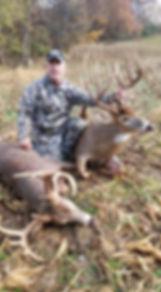 Illinois Whitetail Bucks