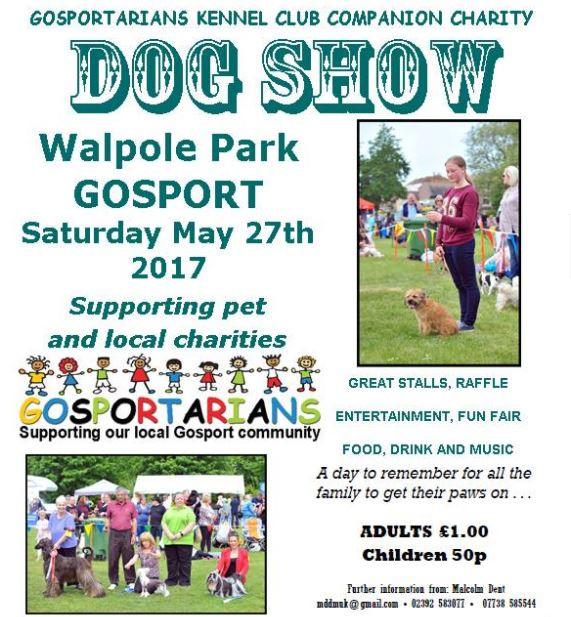 Gosport Dog Show