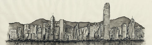 14_AFinlay_HongKong_Skyline_development_