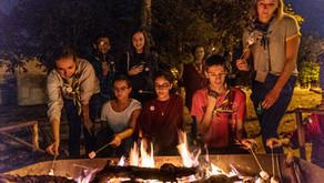 Témoignage : «Nuit scoute au Campus»