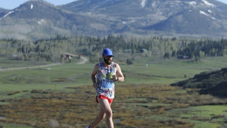 Colorado - A Marathon in Every State