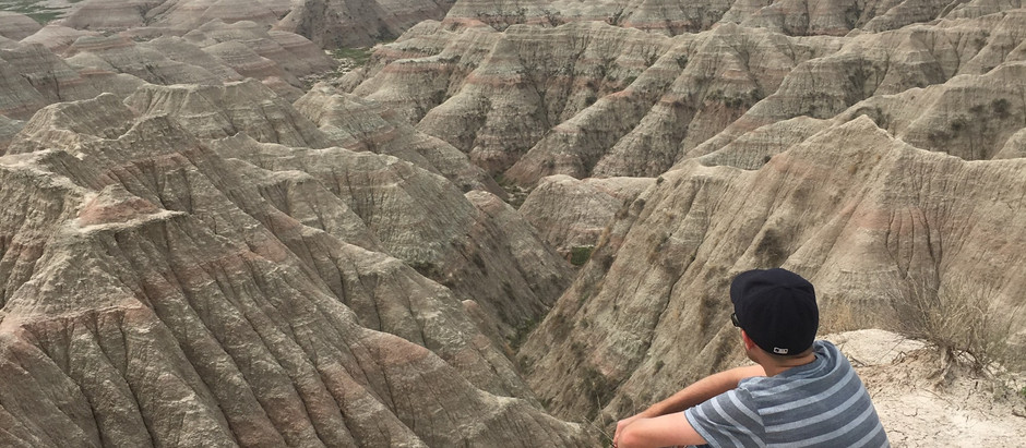 National Parks - Badlands, South Dakota (Part II)