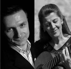Michel Mulhauser & Anna Vezzani