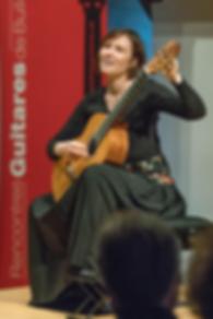 RencontresGuitares -Natalia Lipnitskaya