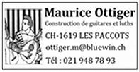 Parrain Maurice Ottiger les RencontresGuitares de Bulle