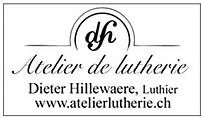Parrain Dieter Hillewaere les RencontresGuitares de Bulle