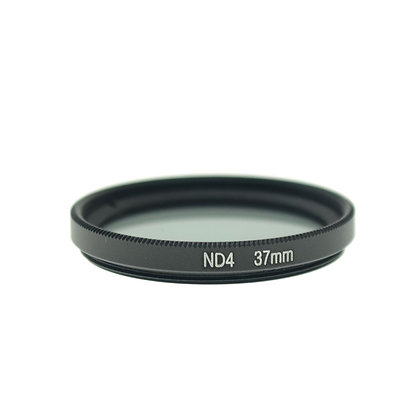 SLR Pro 37mm Thread Neutral Density Filters Lens (ND4 Lens)