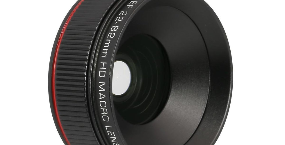1.1X to 2.8X Magnification Variable HD Macro Lens