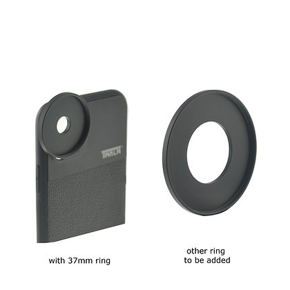 Lens Adapters for using 37mm & 67mm Thread Lens on iPhone