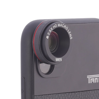 2.8X HD Macro Lens for iPhone