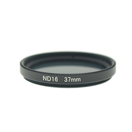 SLR Pro 37mm Thread Neutral Density Filters Lens (ND16 Lens)