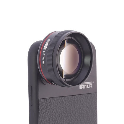 EF70mm 2.5X Zoom Portrait Lens for iPhone