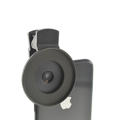 Universal Clip for 37mm / 58mm Thread Lens for Smartphone Photography