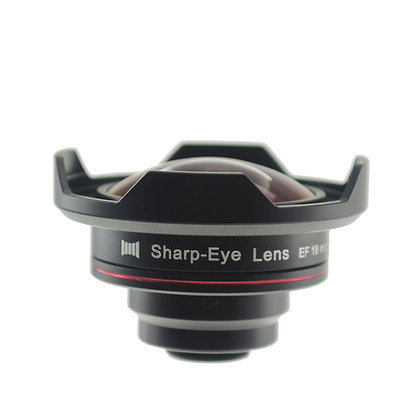 High Definition Super Wide Angle Landscape Lens for iPhone / Smartphone
