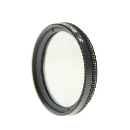 SLR Pro 37mm Circular Polarizing Lens Filter (CPL)