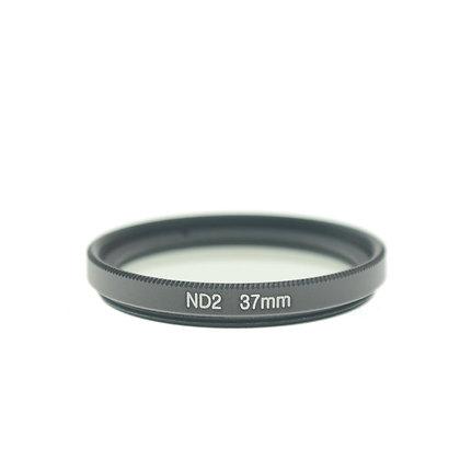 SLR Pro 37mm Thread Neutral Density Filters Lens (ND2 Lens)