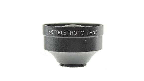 3X Telephoto Lens / Tele Lens for iPhone / Smartphones