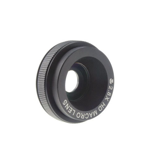 4d78109be0aad6 2.8X High Definition Macro Lens for iPhone Xs Max, iPhone XR, iPhone 8